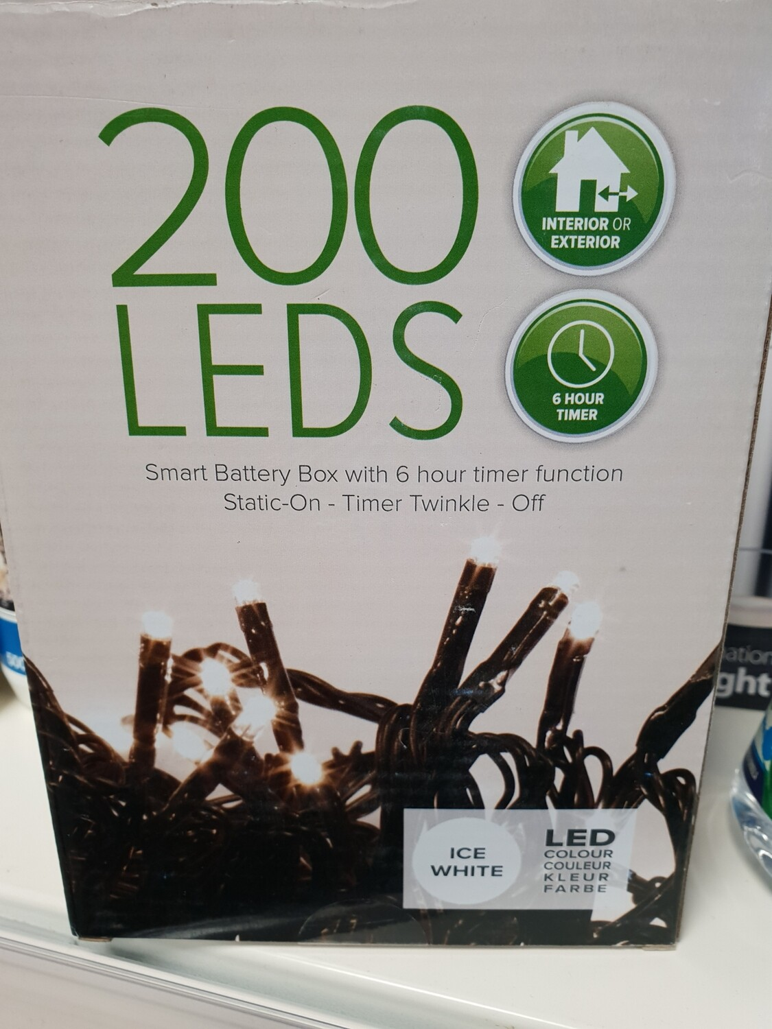 LED LIGHTS 200