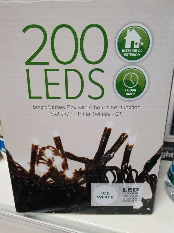 LED LIGHTS 200