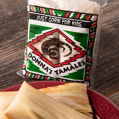 Just Corn For Kids Tamale