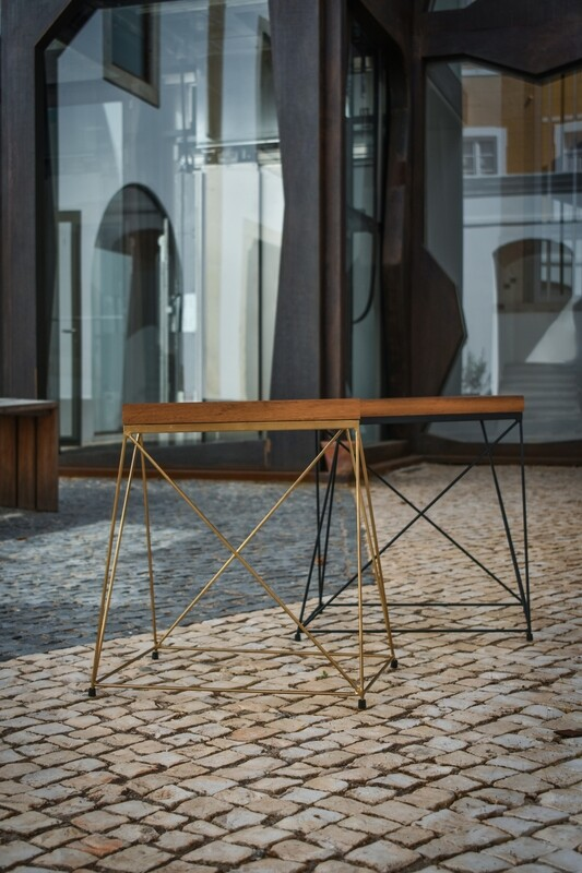 Cubist Table / Mesa Cubista