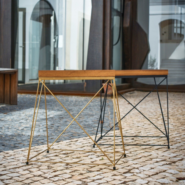 mesa cubista / cubist table
