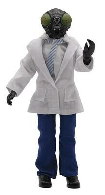 MEGO HORROR THE FLY 8 Inch Blue Tie