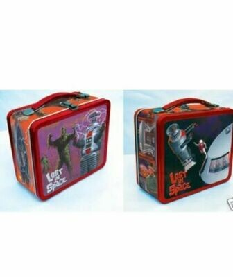 Lost In Space Lunch Box Tin Tote