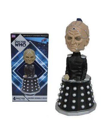 Big Bang Pow! Bif Bang Pow! Doctor Who Davros Bobble Head
