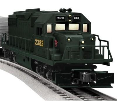 Lionel LionChief 2382 Pennsylvania Railroad PRR