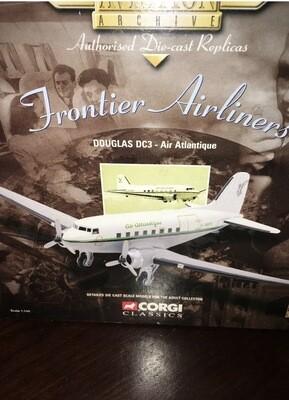 CORGI 1/144 47107 DOUGLAS DC3 AIR ATLANTIQUE.