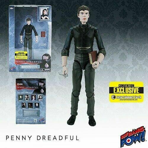 "DR. VICTOR FRANKENSTEIN Penny Dreadful 6"" Figure Bif Bang Pow"