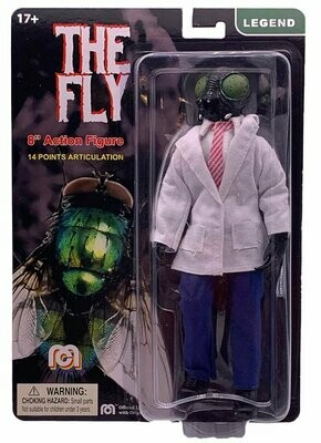 The Fly Red Tie by Mego