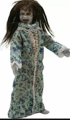 "Mego The Exorcist Regan MacNeil 8"" Action Figure Linda Blair Limited Edition"