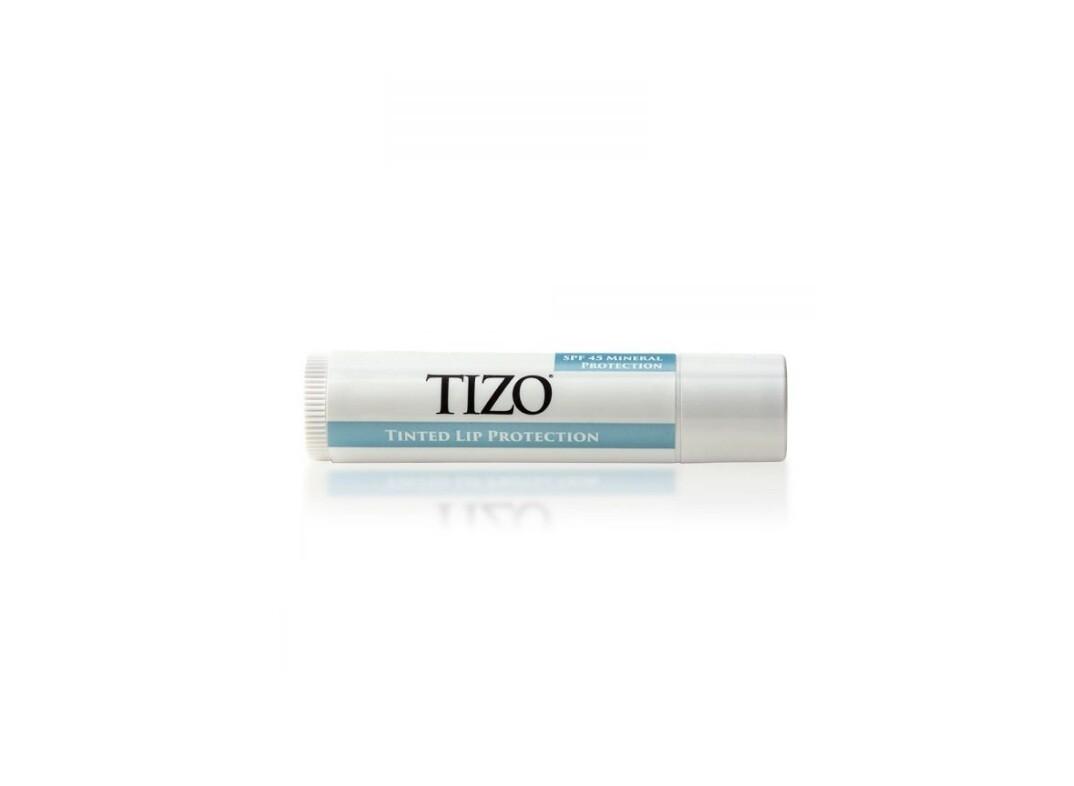Tizo Lip Protection Tinted Matte SPF 45