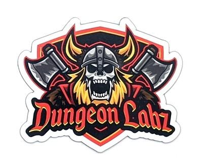 Dungeon Labz Magnet