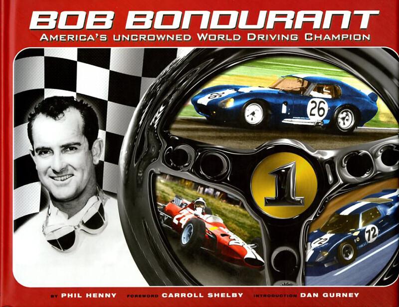Bondurant Book- English