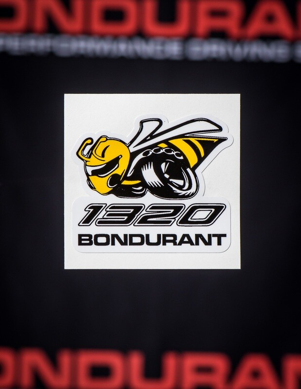 Rumble Bee Bondurant Sticker