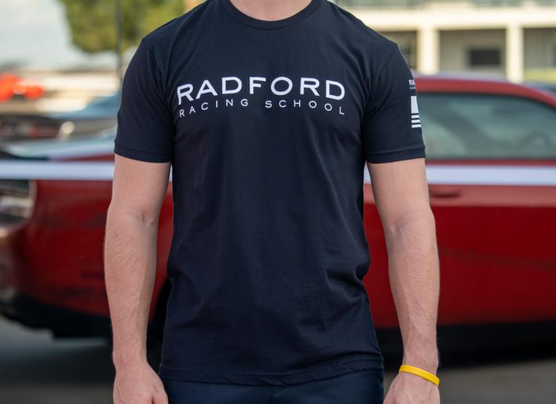Radford Track Tee
