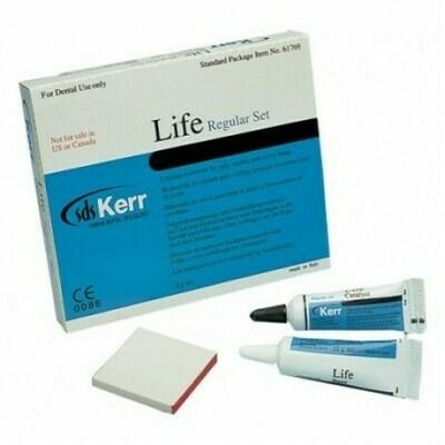 Лайф (212гр.) лечебная прокладка химического отв. на основе гидроокиси кальция KERR