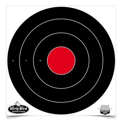B/C Dirty Bird Bullseye Targets