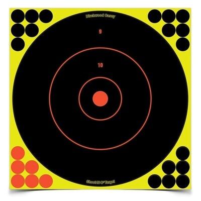 B/C Shoot-N-C Bullseye Targets