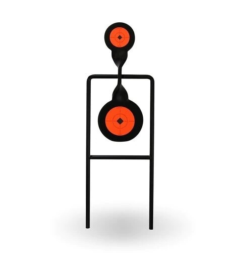 B/C World of Targets Double Mag Spinner Target
