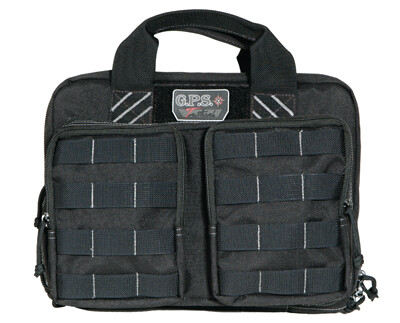 G-Outdoors GPS Tactical Quad Range Bag