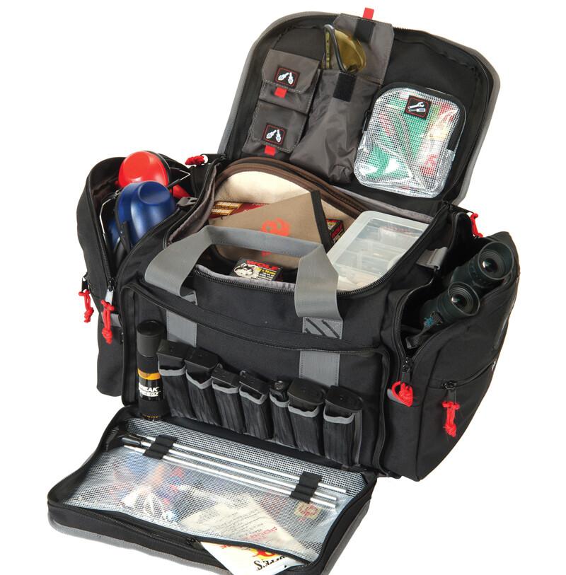 G-Outdoors GPS Large Range Bag Black