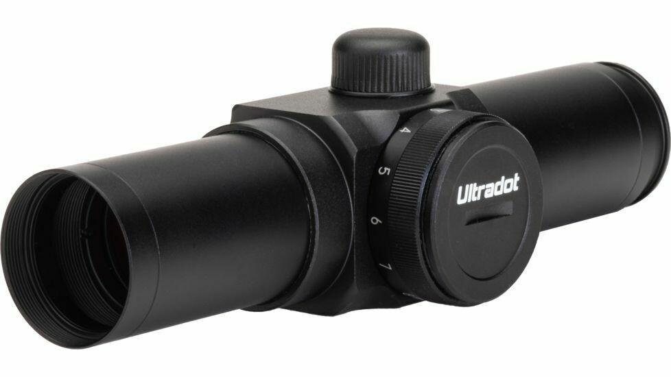 Ultradot Gen1 25mm Tube 4MOA Black