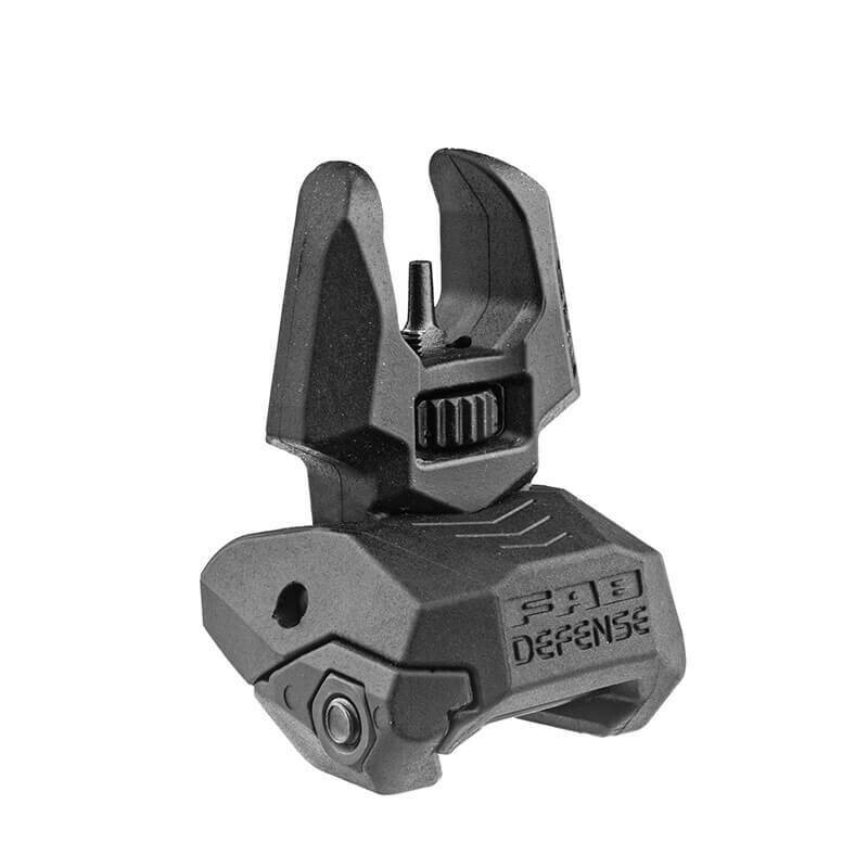 FAB Defense Front Poly Flip-up Sights