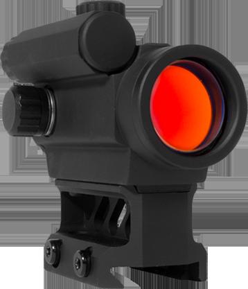 Black Spider Optics Red Dot Sight