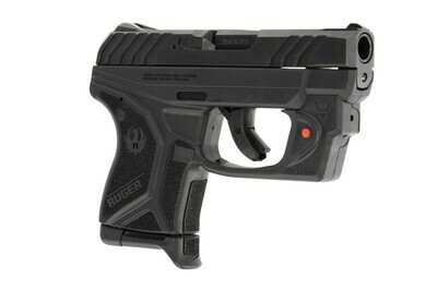 Ruger LCP II .380ACP w/laser