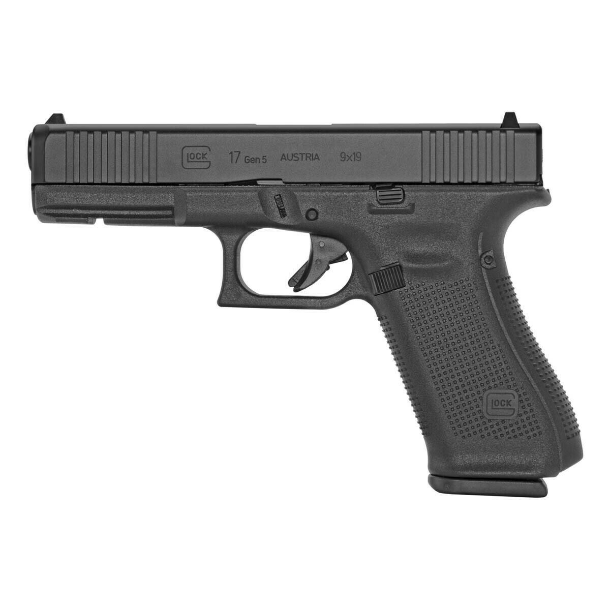 Glock 17 Gen 5 9mm 17rd Mags