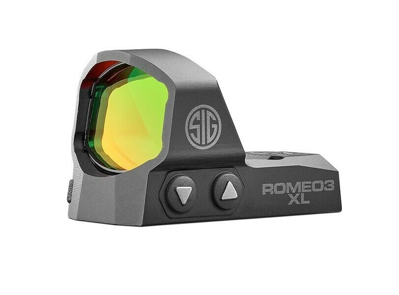 Sig Sauer Romeo3 XL Reflex Sight