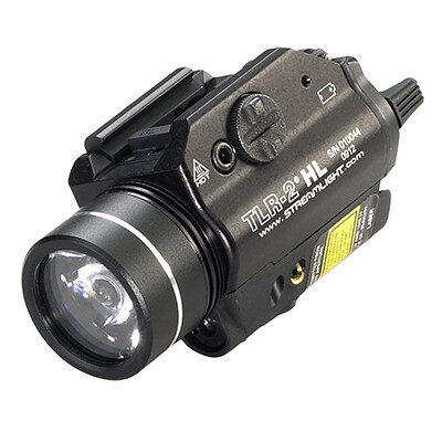 Streamlight TLR-2 HL Rail Mount Light/Laser