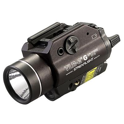 Streamlight TLR-2 G Rail Mount Light/Laser