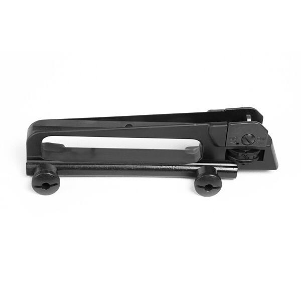 LBE AR15 Milspec Carry Handle/Rear Sight