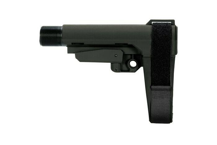 SB Tactical SBA3 Adjustable Pistol Brace