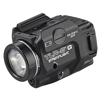 Streamlight TLR-8G Light w/Green Laser