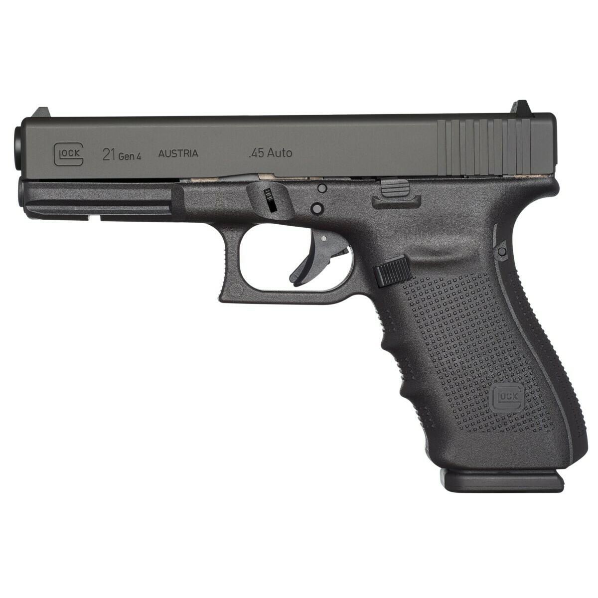 Glock 21 Gen 4 .45ACP 13rd Mags