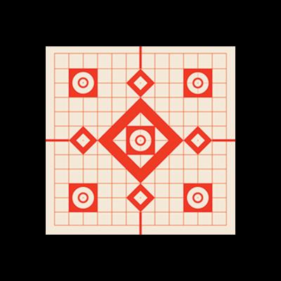 Burris Package of 10 Targets