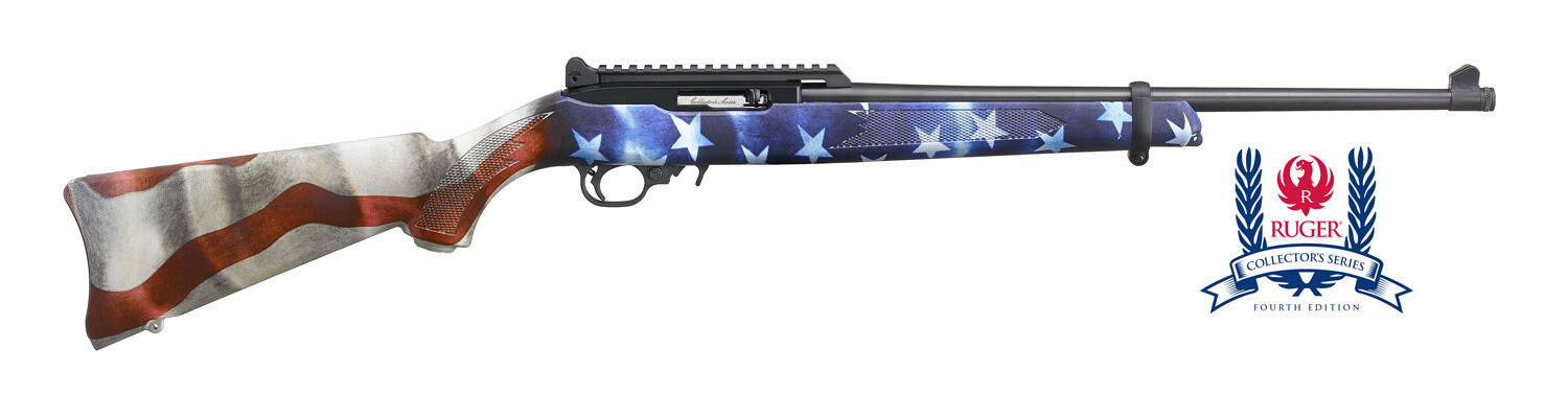 Ruger 4th Edition Collector's Series 10/22