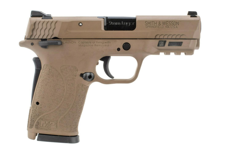 Smith & Wesson M&P 9 Shield EZ FDE
