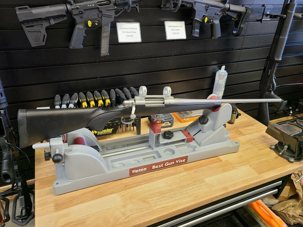 Remington 700 .300 Remington Ultra Mag