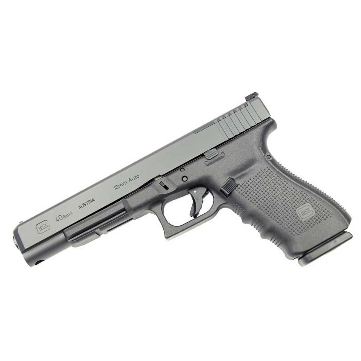 Glock 40 Gen 4 10mm MOS Long Slide