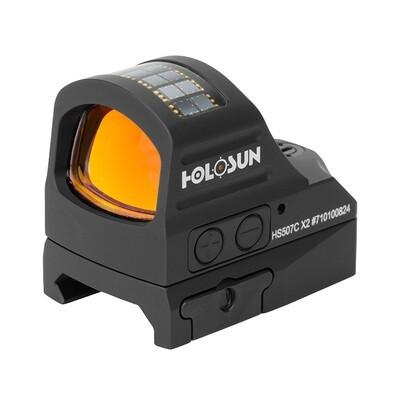 Holosun 507C X2 Red Dot Sight