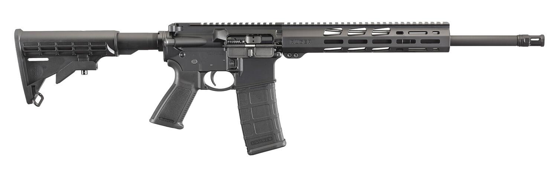 """Ruger AR-556 16"""" MLOK 5.56Nato"""