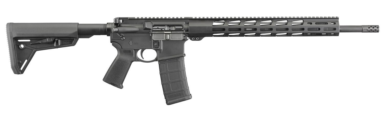 """Ruger AR-556 18"""" MPR 5.56Nato"""