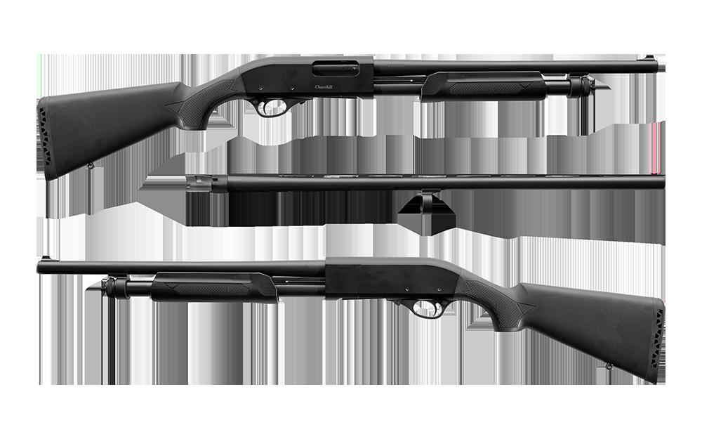 Akkar Churchill 512 Shotgun 12ga