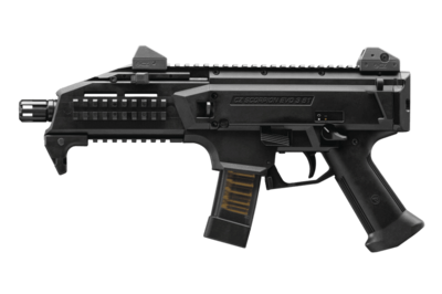 "CZ Scorpion Evo 3 S1 9mm 7.7"" Barrel"