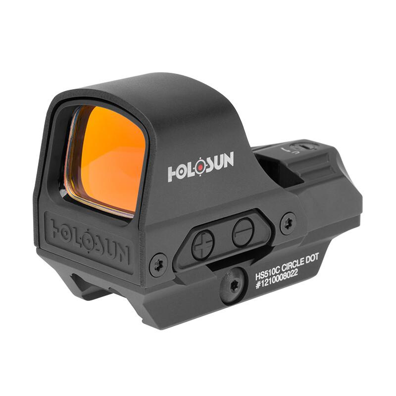 Holosun 510C Open Reflex Sight