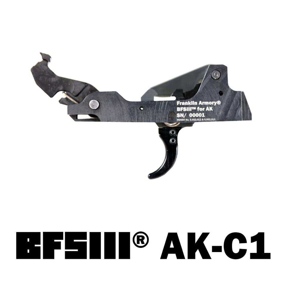 Franklin Armory BFSIII AK-C1 Binary Trigger