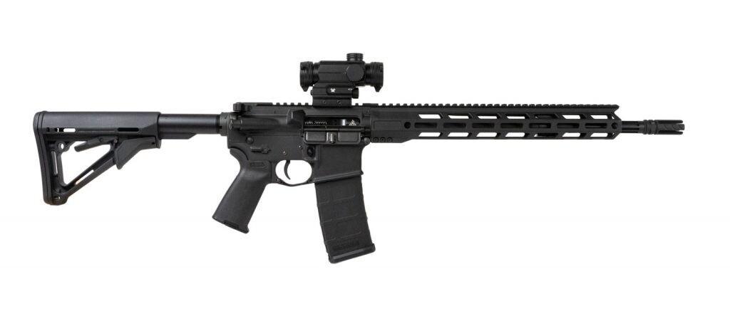 "Rise Armament 16"" Watchman Rifle, .223 wylde"