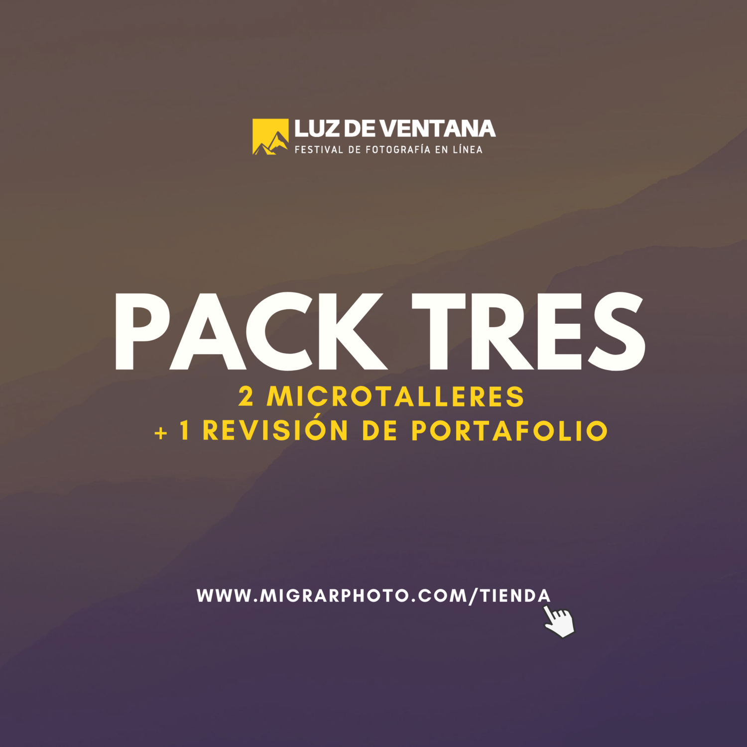 PACK TRES